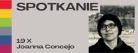 Spotkanie on-line z Joanną Concejo