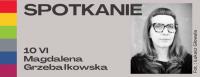 Spotkanie z Magdaleną Grzebałkowską (Zaczytane Opolskie)