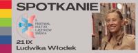 Spotkanie z Ludwiką Włodek