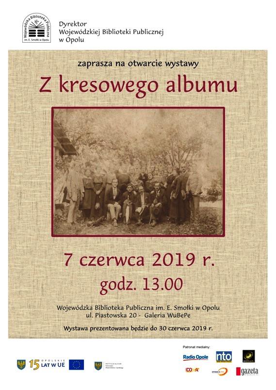 Plakat kresowy album 2019