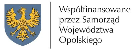 Wspfinansowane przez Samorzd Wojewdztwa Opolskiego
