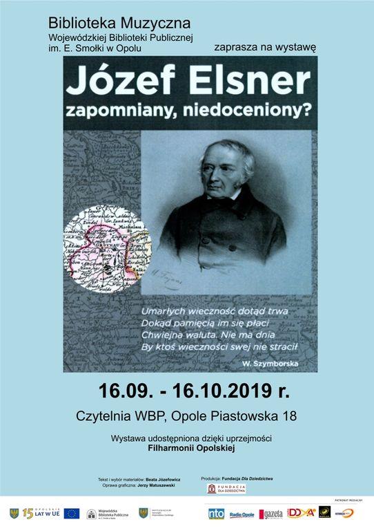 Plakat Jozef Elsner