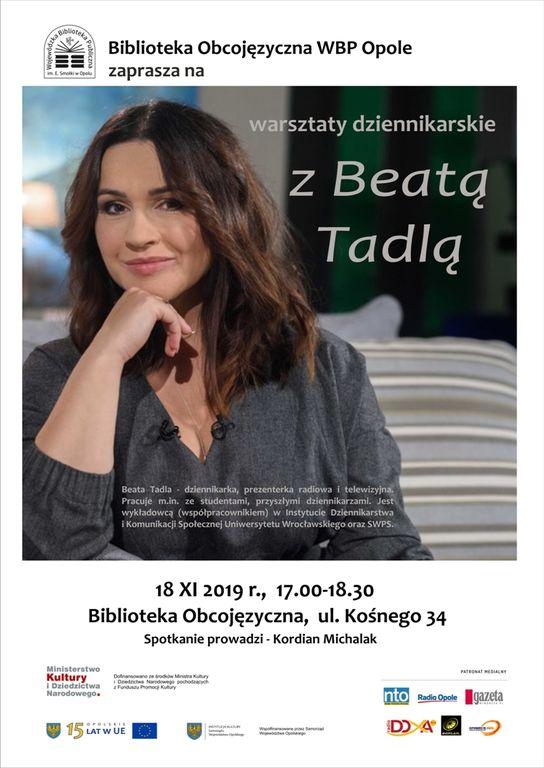 plakat z Tadla