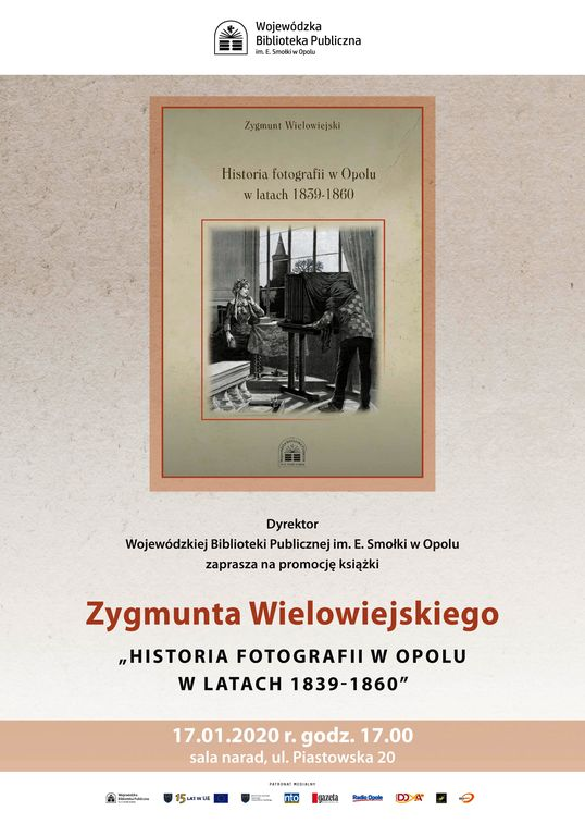 Plakat Historia fotografii page 001